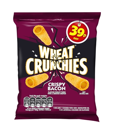 Picture of PM 39P WHEAT CRUNCHIES BACON X 30