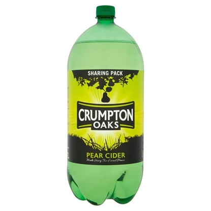 Picture of *PEAR*CRUMPTON OAKS CIDER 2.5L x 4