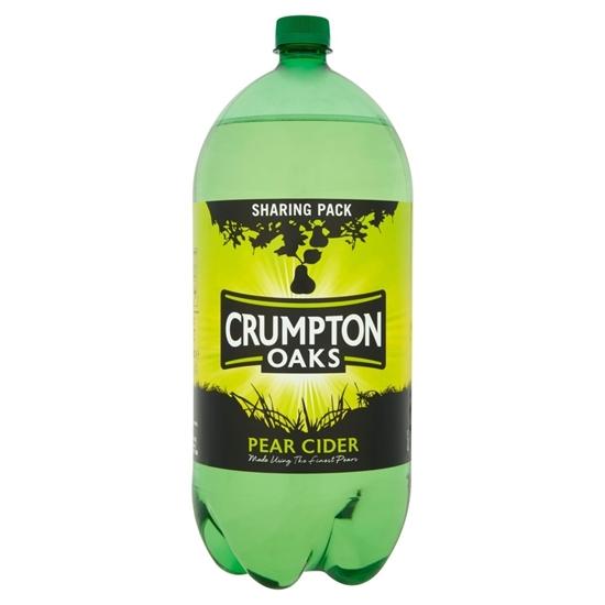 Picture of *PEAR*CRUMPTON OAKS CIDER 2.5L x 4