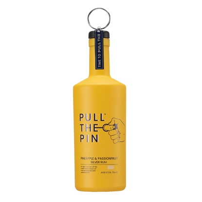 Picture of PULL THE PIN PINEAPPLE & PASSIONFRUIT RUM 70CL X 6