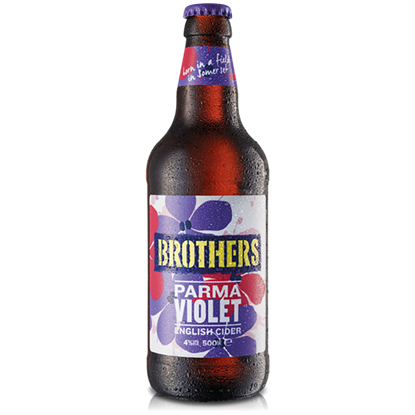 Picture of BROTHERS PARMA VIOLET 500ML X 12