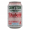 Picture of CAWSTON PRESS APPLE & RHUBARB 330ML CANS X 24