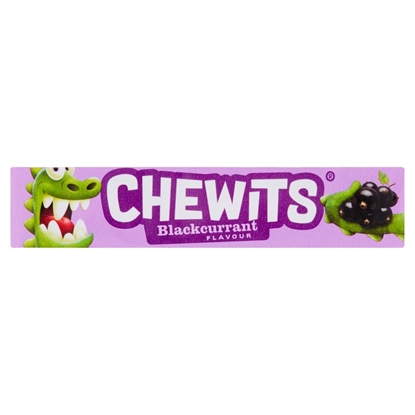 Picture of CHEWITS BLACKCURRANT X 40