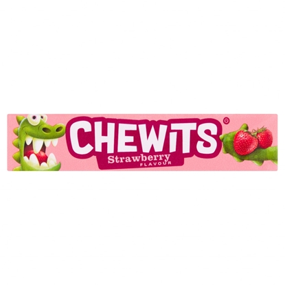 Picture of CHEWITS STRAWBERRY X 40