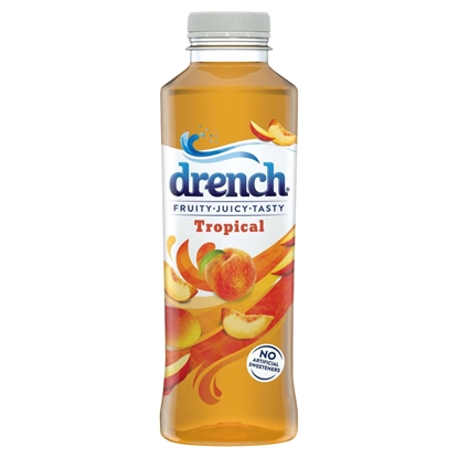 Picture of DRENCH  TROPICAL   500ML x 12