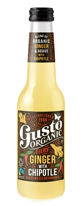 Picture of GUSTO GINGER AND CHIPOTLE 275ml X 12