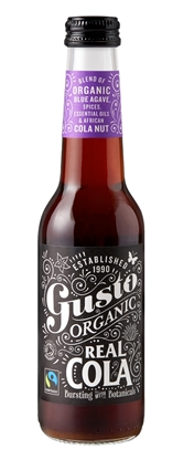 Picture of GUSTO REAL COLA 275ML X 12
