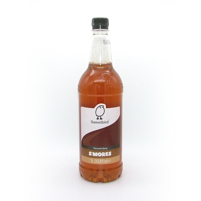 Picture of SWEETBIRD SYRUP S'MORES 1LTR X 1