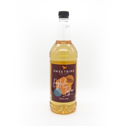 Picture of SWEETBIRD SYRUP ENG.TOFFEE X 1