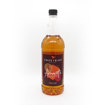 Picture of SWEETBIRD SYRUP AMARETTO
