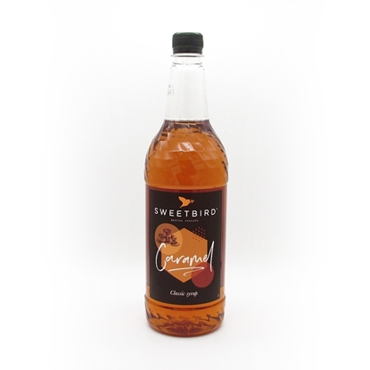 Picture of SWEETBIRD SYRUP CARAMEL X 1