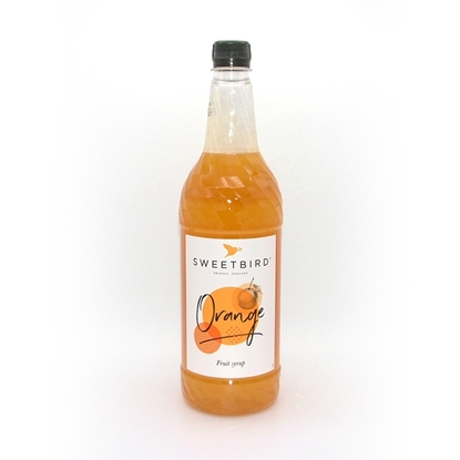 Picture of SWEETBIRD SYRUP ORANGE X 1