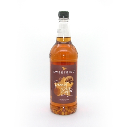 Picture of SWEETBIRD SYRUP PEANUT BUTTER