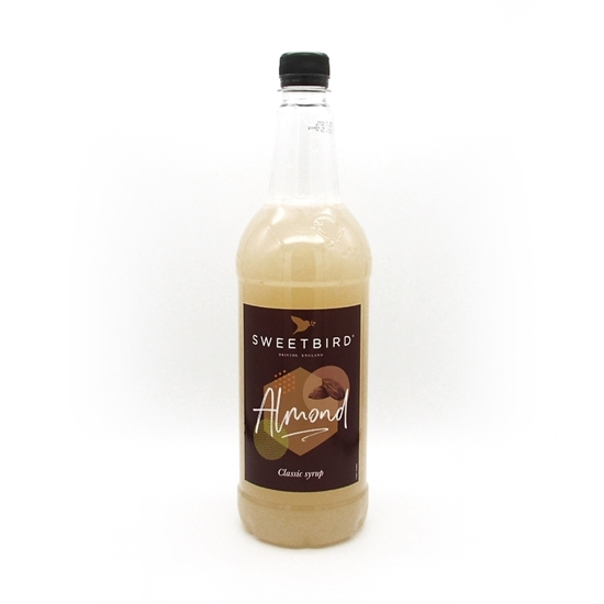 Picture of SWEETBIRD SYRUP ALMOND X 1