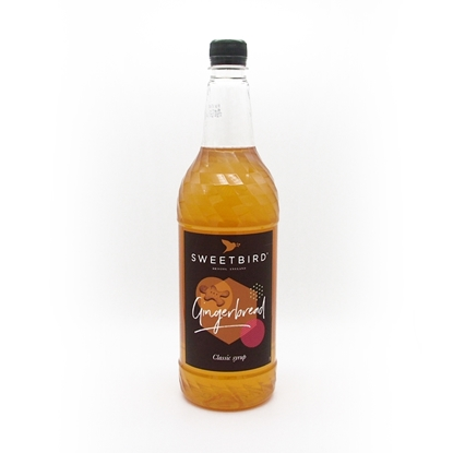 Picture of SWEETBIRD SYRUP GINGERBREAD X 1