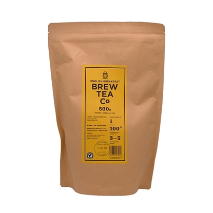 Picture of BREW TEA LOOSE 500G ENGLISH BREAKFAST