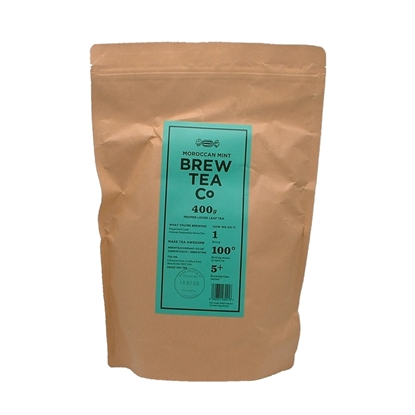 Picture of BREW TEA LOOSE 400G MOROCCAN MINT
