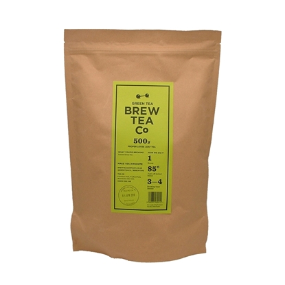 Picture of BREW TEA LOOSE 500G GREEN