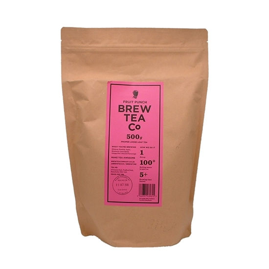 Picture of BREW TEA LOOSE 500G FRUIT PUNCH