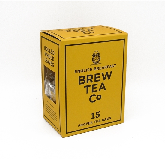Picture of BREW TEA RETAIL BOX 1 X 15 ENGLISH BREAKFAST