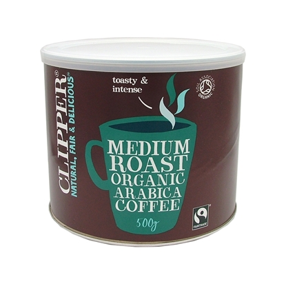 Picture of F/T ORGANIC INSTANT COFF.500G