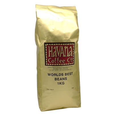 Picture of HAVANA WORLDS BEST BEANS 1KG x 1