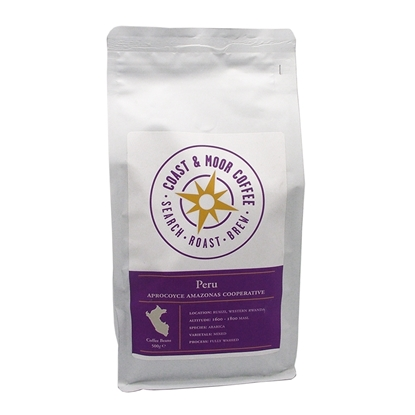 Picture of 500G PERU APROCOYCE AMAZONAS COOPERATIVE BEANS