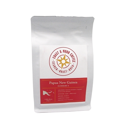 Picture of 250G PAPUA NEW GUINEA ELIMBARI A BEANS