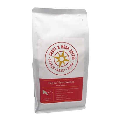 Picture of 500G PAPUA NEW GUINEA ELIMBARI A BEANS