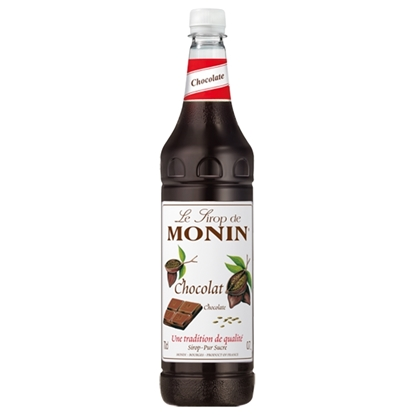 Picture of MONIN CHOCOLATE 1 ltr X 1