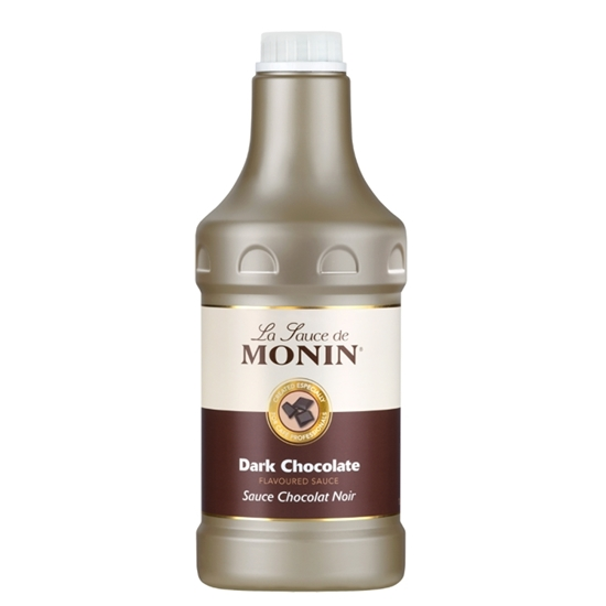 Picture of MONIN CHOCOLATE SAUCE 1.89LTx1