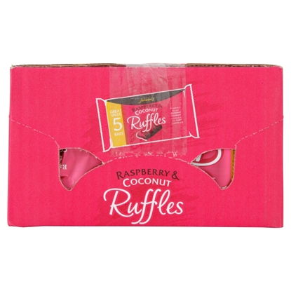 Picture of JAMESON RASPBERRY RUFFLE BAR *5 PACK* X 24