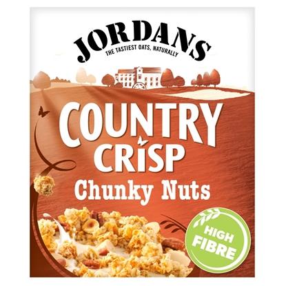 Picture of JORDANS COUNRY CRISP CRUNCHY NUTS  500G X 6