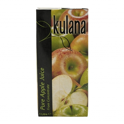 Picture of KULANA APPLE JUICE 1LITRE X 12