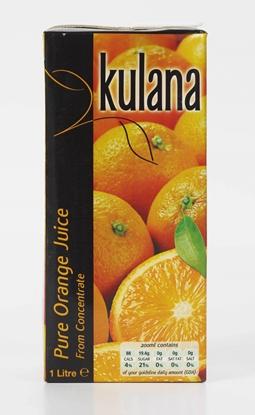 Picture of KULANA ORANGE JUICE 1LT X 12