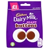 Picture of PM £1 CADBURYS GIANT BUTTONS 95G X 10