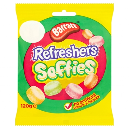 Picture of PM £1 REFRESHER SOFTIES 120G X 12