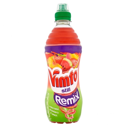 Picture of PM £1 VIMTO REMIX **STILL* WATERM/STRAW/PEACHx12