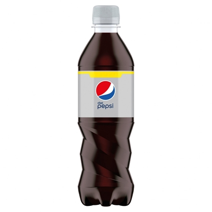 Picture of PM £1/2FOR £1.70 DIET PEPSI BOTTLE 500ML X 12