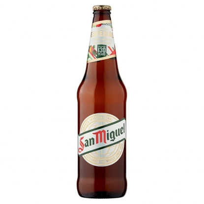 Picture of SAN MIGUEL 660ML BOTTLES X 8
