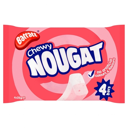 Picture of SOFT NOUGAT *4 PACK* X 12