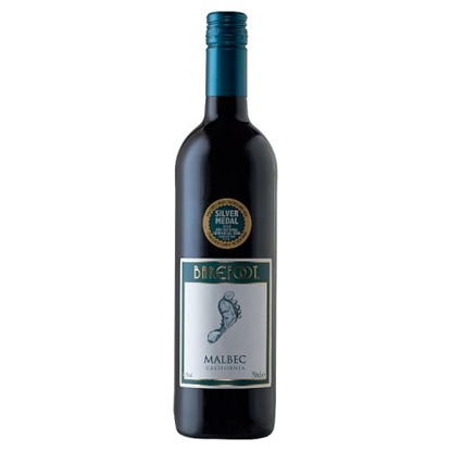 Picture of BAREFOOT MALBEC 75CL X 6