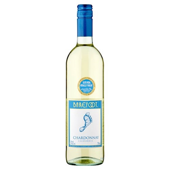 Picture of BAREFOOT CHARDONAY 75CL X 6