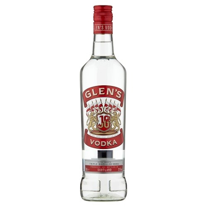 Picture of HERITAGE VODKA 70CL X 6