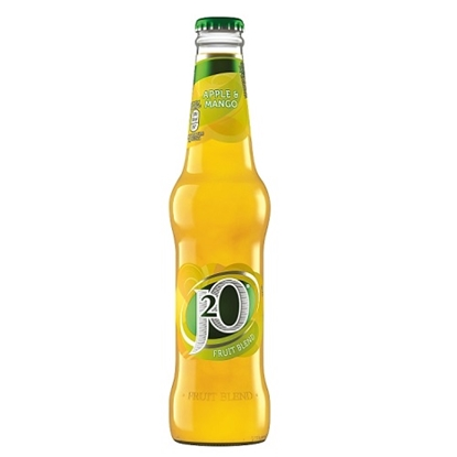 Picture of J2O APPLE & MANGO *275ML* X 24