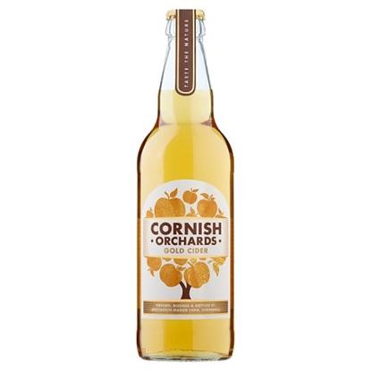 Picture of CORNISH ORCHARD CORNISH GOLD 500Mx12