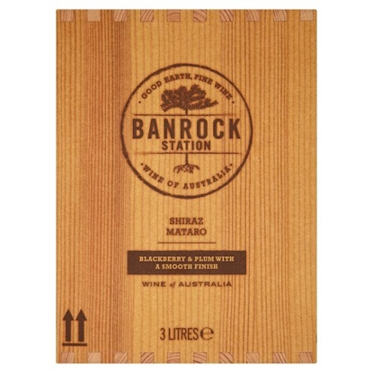 Picture of *3LT.*BANROCK SHIRAZ MATARO x3