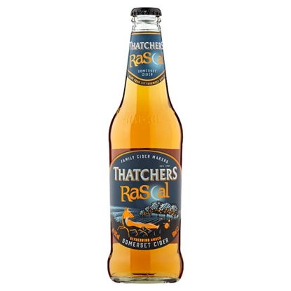 Picture of THATCHERS OLD RASCAL *BOTTLES* 500MLS X6
