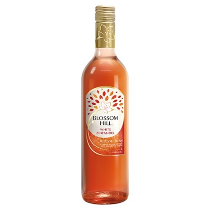 Picture of BLOSSOM HILL WHITE ZINFANDEL *ROSE* X 6