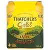 Picture of THATCHERS GOLD *CANS* 500ML 4PKx6